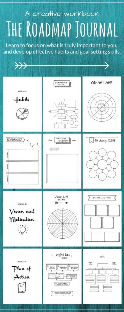 A creative journal