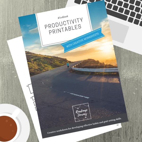 Productivity Printables Workbook